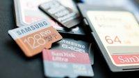 SD-Karten FAQ: Was muss man beim Kauf einer (micro)SD beachten? Welche Karte ist schnell?
