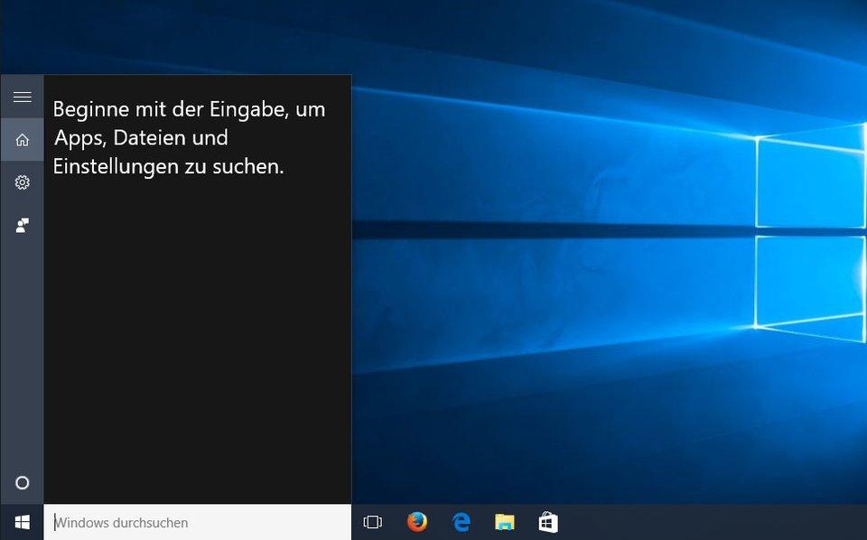 Windows 10 Windows Symbol Funktioniert Nicht
