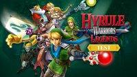Hyrule Warriors Legends im Test: Die Schlachtplatte ist komplett