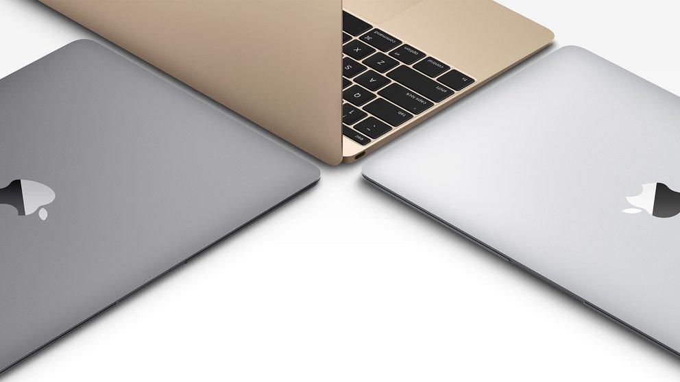 Neue ultraflache MacBooks angeblich erst in der zweiten Hälfte 2016