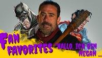 Walking Dead Staffel 6 Ende, Batman v Superman Hass und die neue Eiskönigin - Fan Favorites 2.0