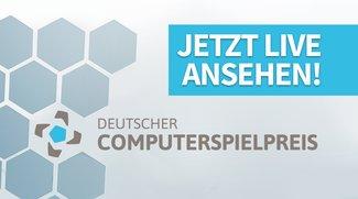 Deutscher Computerspielpreis: Jetzt live im Stream ansehen!