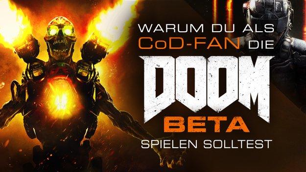 Warum du als Call-of-Duty-Fan ab heute die Doom-Beta spielen solltest