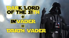 Darth Vader, Indiana Jones, James Bond & Co: 8 unerhörte Geschichten hinter den Namen legendärer Filmhelden