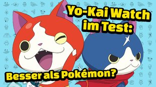 Yo-Kai Watch im Test: Der (beinahe) Pokémon-Killer