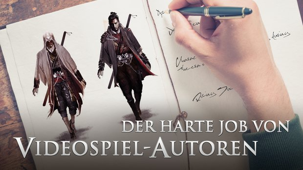 ...then I took an arrow in the knee: So hart ist der Job eines Videospiel-Autoren