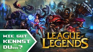 Wie gut kennst du League of Legends? (Quiz)