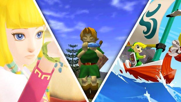 The Legend of Zelda NX: Von diesen drei Zelda-Klassikern sollte es lernen