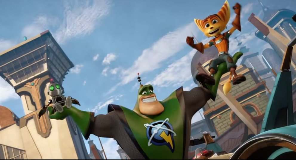 Ratchet & Clank Film