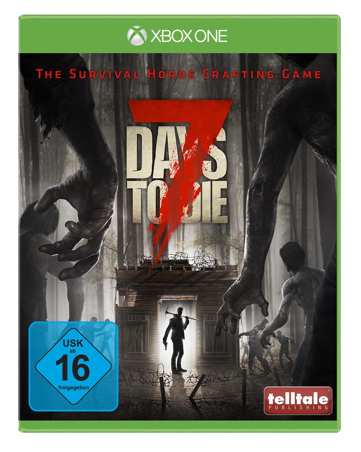 7 Days To Die Rüsten Für Zombie Apokalypse Auch Auf Ps4 Xbox One