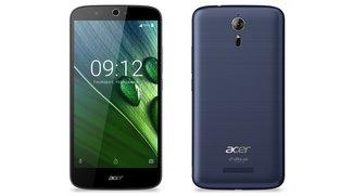 Acer Liquid Zest Plus mit 5,5-Zoll und 5.000-mAh-Akku vorgestellt