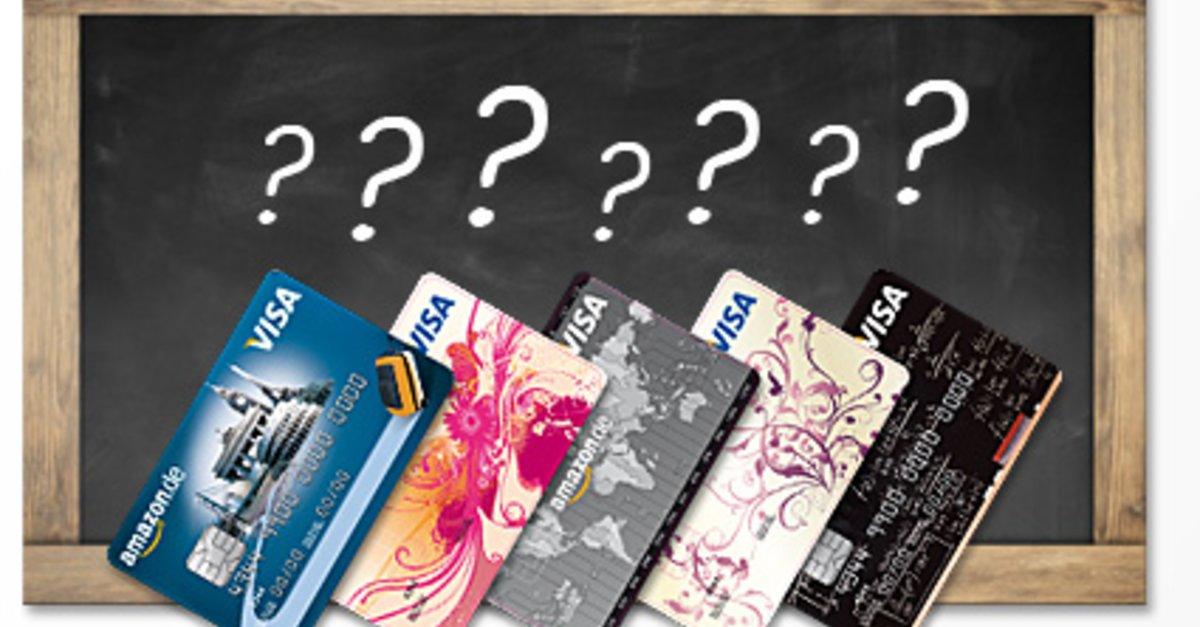 amazon kreditkarte finanzierung