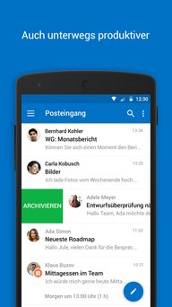 Android Mail App Microsoft Outlook