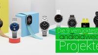 Die 9 verrücktesten Android-Wear-Projekte