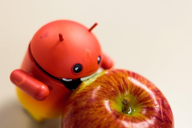 Smartphone-Marktanteile: Android legt weiter zu, iOS verliert und Windows Phone ist am Boden