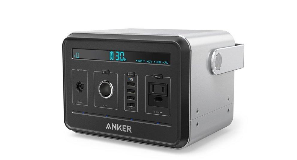 Anker Powerhouse: Diese Powerbank lädt dein Smartphone 40 Mal auf