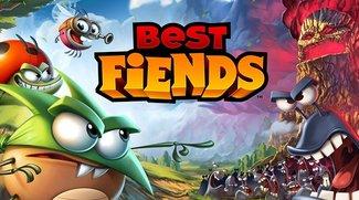 Best Fiends: Tipps, Tricks, Cheats und Hacks für Android und iOS