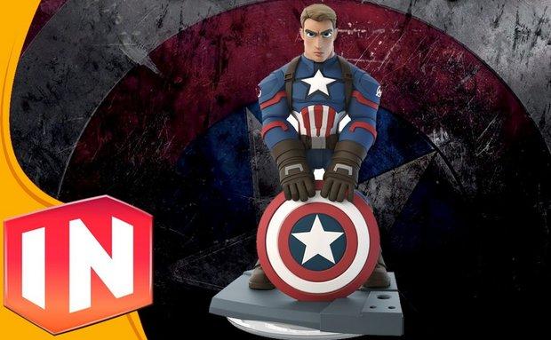 Captain America: Civil War: Gewinnt Kino-Freikarten, Figuren und Playsets für Disney Infinity 3.0