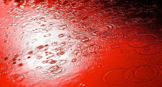 Blutregen kommt heute nach Deutschland: Das steckt ...