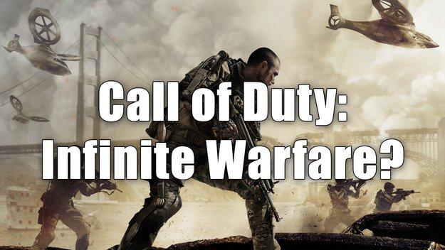 Call of Duty: Infinite Warfare im PSN aufgetaucht, Enthüllung womöglich nächsten Dienstag