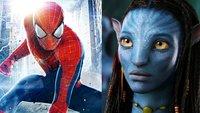 Absurd oder genial? So hätte James Camerons Spider-Man Film ausgesehen!