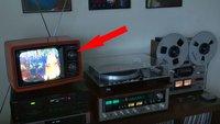 Kurios: Bastler baut Chromecast in 1978er Retro-Fernseher ein