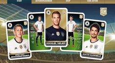 DFB Team Cards 2016: Alle Karten und Spieler im Überblick