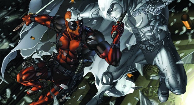 Deadpool Wallpaper In Full HD Nummer 3