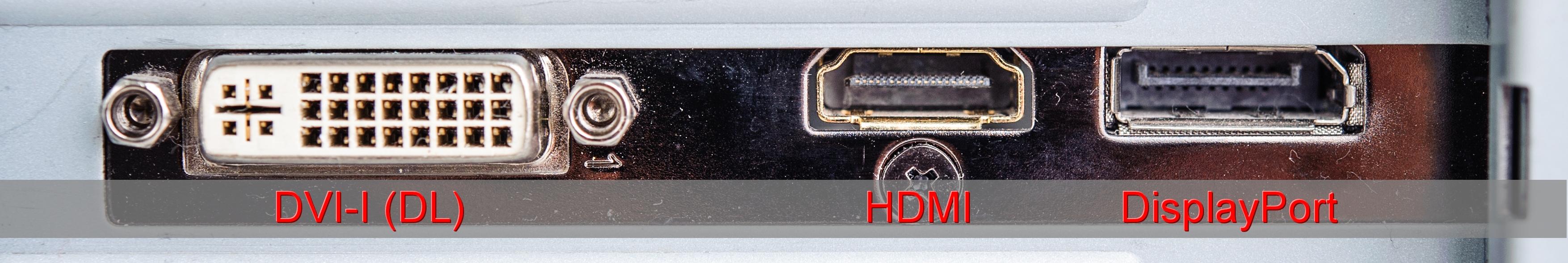 DisplayPort vs  HDMI: Unterschiede, Versionen, Mini