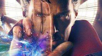 Marvels Doctor Strange: Neuer Trailer zeigt Benedict Cumberbatch als Sorcerer Supreme!