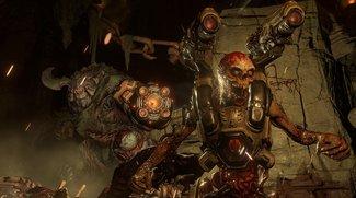 Doom: Über eine Stunde Gameplay aus dem Singleplayer