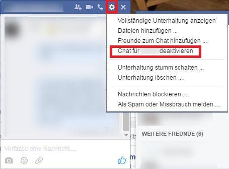 04cc5646fdf09c Facebook messenger pc ausschalten. How to Appear Offline on Facebook ...