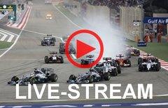Formel 1 Live-Stream: GP von...