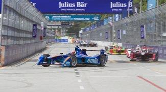 Formel E: Live-Stream, Termine, WM-Punktestand & mehr - Rennsaison 2016/17