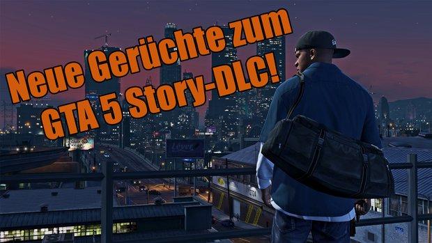 GTA 5: Neue Gerüchte um einen möglichen Story-DLC