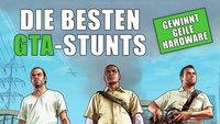GTA: Zeigt uns eure besten Stunts und gewinnt Hardware, eine PS4 und gamescom-Tickets