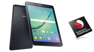 Samsung Galaxy Tab S2: Neue Modelle mit Snapdragon 652-Prozessor