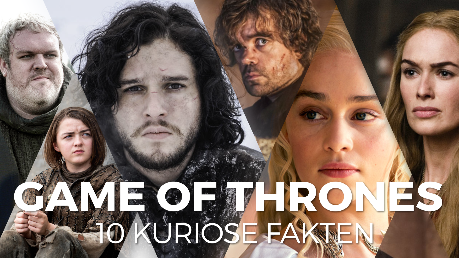 10 kuriose Fakten über Game of Thrones