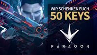 Paragon jetzt schon spielen? Wir schenken euch erneut 50 Keys für die Early-Access-Phase!
