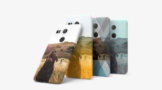 Google Live Cases: Hüllen-Editor für Nexus-Geräte gestartet, noch nicht in Deutschland