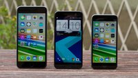 HTC 10 vs. iPhone 6s: Edel-Smartphones im Video-Vergleich