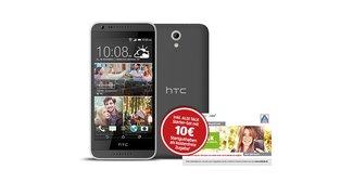 HTC Desire 620G Dual-SIM am 28. April bei ALDI Nord für 149 Euro