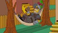 Burns Landing: So genial machen sich die Simpsons über Game of Thrones lustig