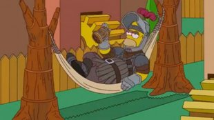 Burns Landing: So genial machen sich die Simpsons über Game of Thrones lustig