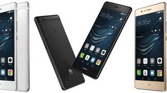Huawei P9 Lite: Kostengünstiger Ableger der P9-Reihe offiziell vorgestellt