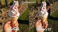 Kampf der Titanen: Samsung Galaxy S7 schlägt LG G5 im Kamera-Duell [Video]
