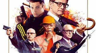 Kingsman 2: Magic Mike-Star & Pop-Legende mischen den Cast auf