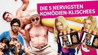 Nicht witzig: Diese 5 nervigen Komödien-Klischees müssen endlich weg