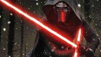 Star Wars 7: J.J. Abrams verrät Geheimnis über ikonische Szene mit Kylo Ren
