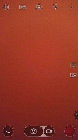 LG G5 Kamera UI